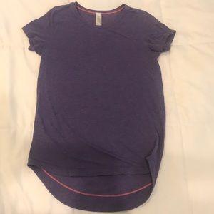 Purple Ivivva/Lululemon T-shirt!!